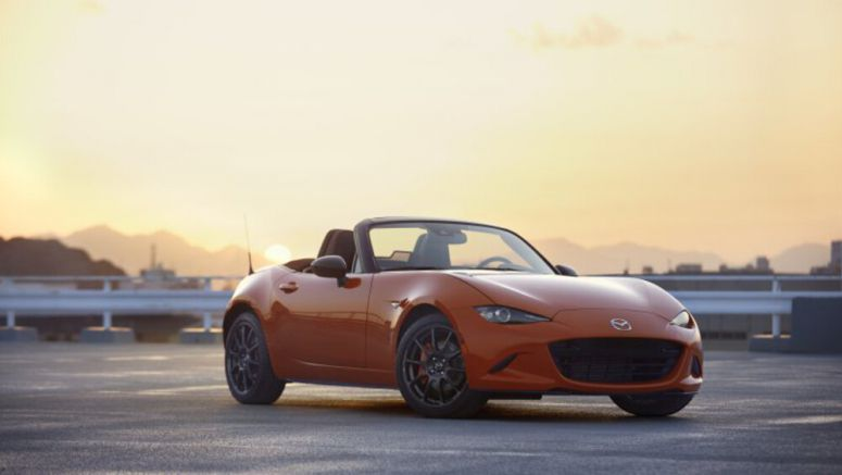 More 2019 Mazda MX-5 Miata 30th Anniversary editions are heading to America