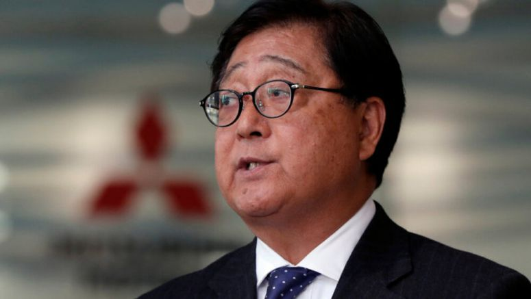 Masuko to step down as Mitsubishi Motors CEO, Kato to succeed him
