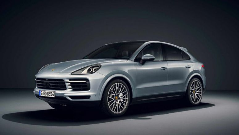 Porsche Cayenne S Coupe adds a middle brother to the lineup