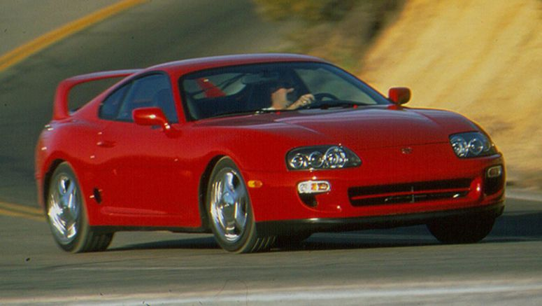 Toyota To Restart Production Of Mk3 And Mk4 Supra Parts