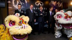 Nissan Moves Infiniti's Global Headquarters From Hong Kong Back To Japan