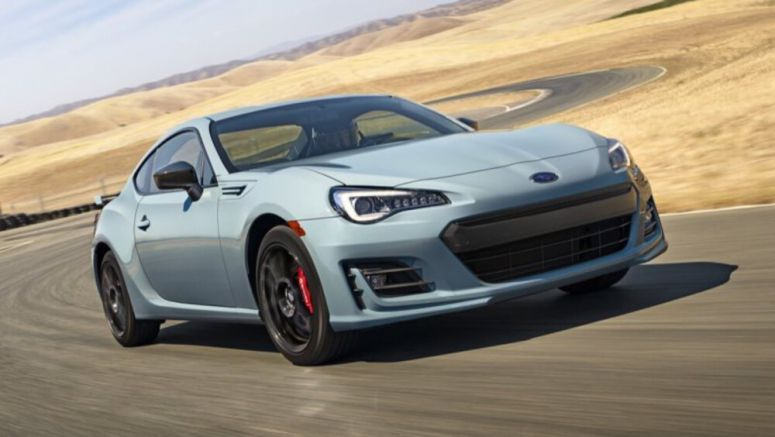 Subaru BRZ has higher manual take-rate than 86, and other Subaru manual facts