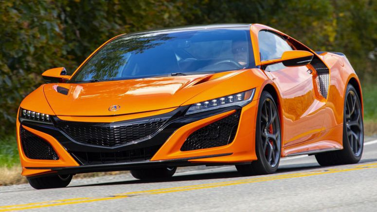 Acura Is Offering $20,000 Discounts On 2019 NSXs In The U.S.
