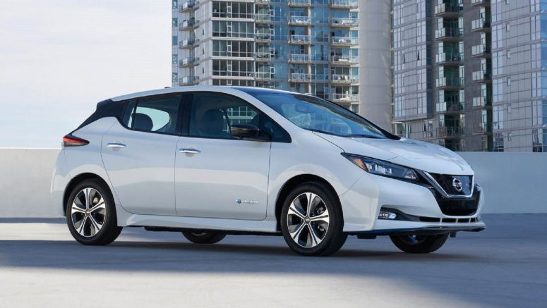 Nissan Estimates Leaf Batteries To Outlive Car By 12 Years