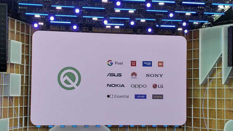 Android Q Beta 3 Release Confirmed For 21 Phones