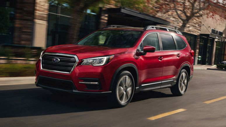 2020 Subaru Ascent: An update in a minor key