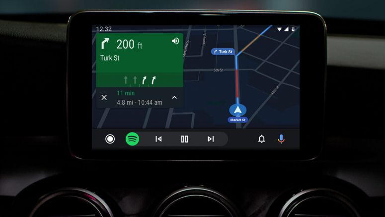 Google Introduces Updated Android Auto, New Driving Mode For Assistant