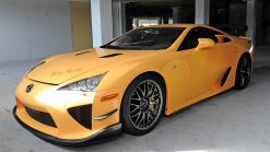 Repossessed Lexus LFA Nürburgring Edition Shows Up For Sale