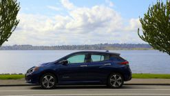 2019 Nissan Leaf Plus Second Drive Review | Riding the extended range
