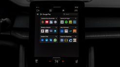 Hands on with Polestar's Android Automotive OS infotainment system