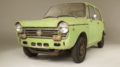 Restoring The Very First Honda Car In The U.S. Took One Year And A Lot Of TLC