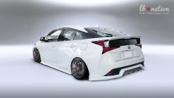 Liberty Walk Does A… Toyota Prius? Well, Why Not?