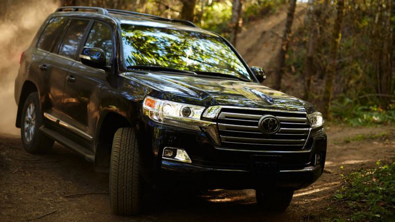 Is BMW Going To Build Its Own Version Of The Toyota Land Cruiser?