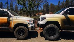 Life-Saving Toyota Tundra From Last Year's LA Fires Gets A Smoky Transformation