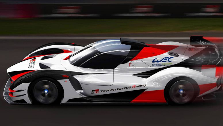 Toyota Previews 2020 Le Mans Hypercar Racer Based On GR Super Sport Road Car