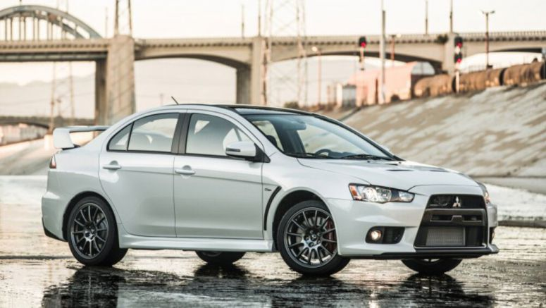 Mitsubishi rumored to plan a revival of the Lancer Evolution