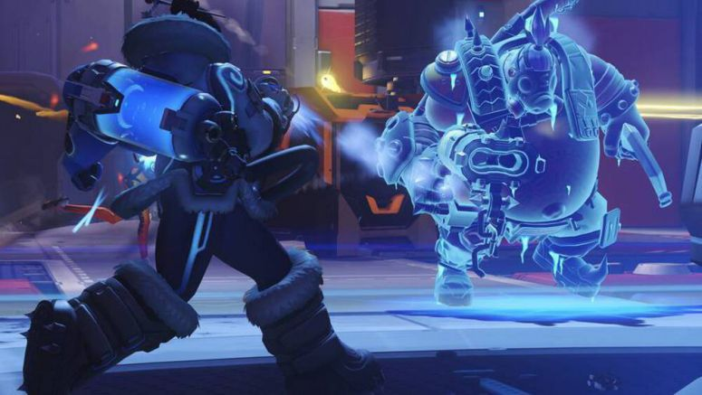 Someone Got Overwatch Running On A Nintendo Switch By Using Android