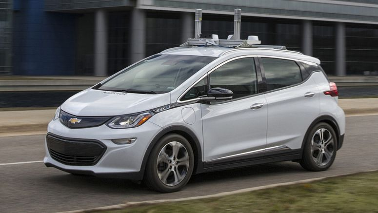 One Of GM's Autonomous Prototypes Reportedly Failed During Demo For Honda's CEO