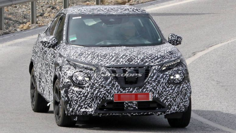 All-New Nissan Juke Tipped To Debut Later This Year With Electric Powertrain Option