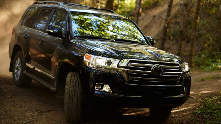 Toyota's Next-Gen Land Cruiser Set To Ditch V8 Engines