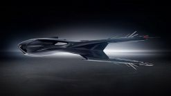 Meet The Lexus QZ 618 Galactic Enforcer Jet From The New Men In Black Movie