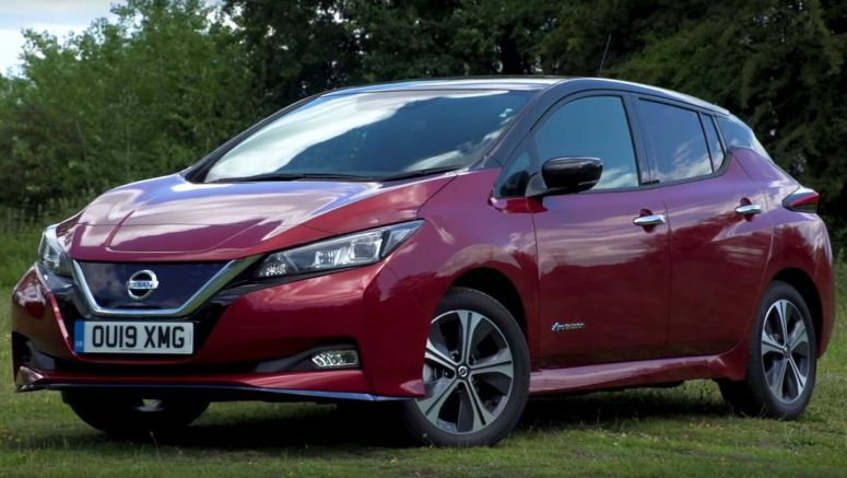 New Nissan Leaf E+ Reduces Range Anxiety, But Demands A Compromise