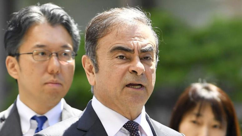 Mitsubishi Motors shareholders approve ouster of Ghosn