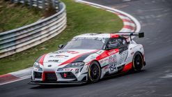 2020 Toyota GR Supra To Race At The 24 Hours Of Nürburgring