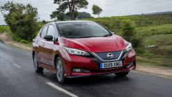 2019 Nissan Leaf E+ Launched In The UK With £35,895 Starting Price