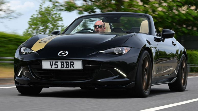 BBR Makes The Mazda MX-5 Punchier With Two New Tuning Packages