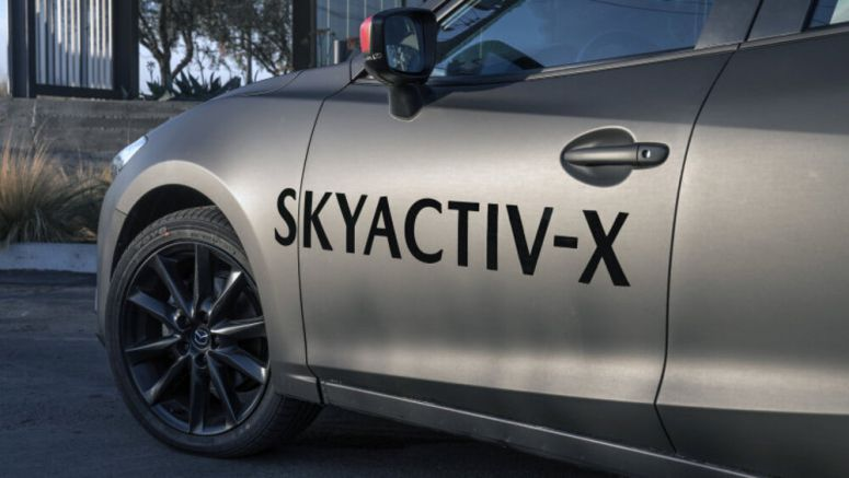 Mazda's Skyactiv-X power and efficiency ratings released in Europe