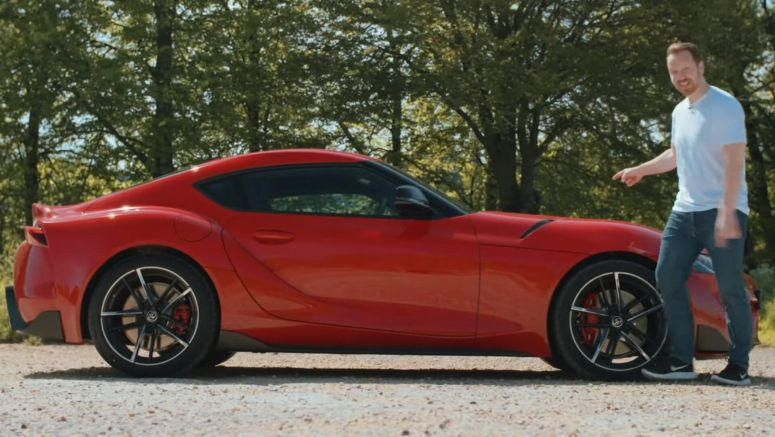 Has Toyota Sold Supra's Soul To Ze Germans? No Way Jose!