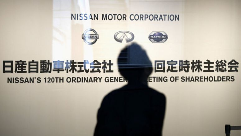 Nissan shareholders approve stronger oversight of how the money's spent