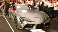 First 2020 Toyota Supra Delivered To Its Lucky Owner Who Paid $2.1 Million For It