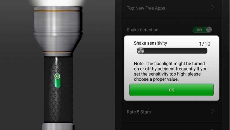 How To Turn ON Flashlights on Android
