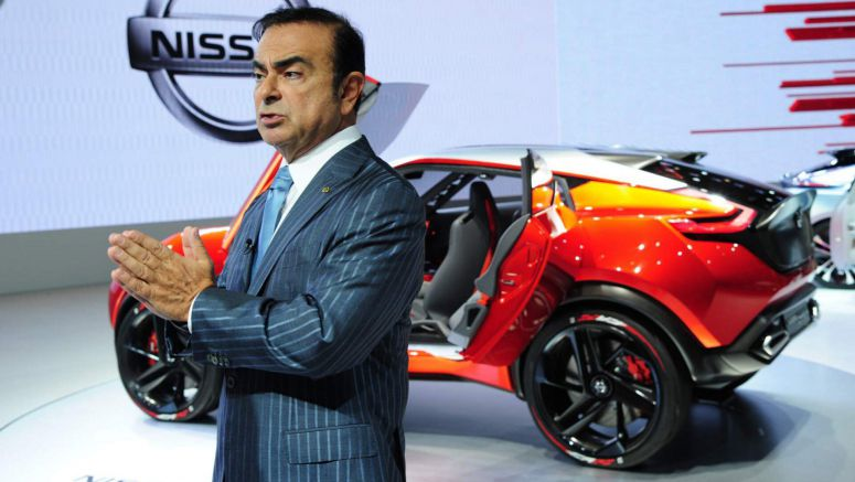 Nissan Faces $40 Million Fine For Under-Reporting Ghosn's Compensation