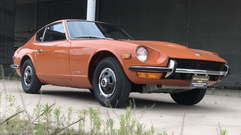 1970 Datsun 240Z With Rich Pedigree Sells For Nearly $125K