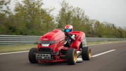 Honda's New Lawnmower IS QUICKER Than Your Car, Sets New World Record