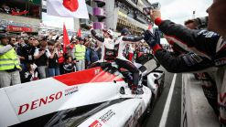 Fernando Alonso Clinches Second Le Mans 24 Hours Win With Toyota