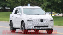 2021 Nissan Rogue spy shots give us our first look at the next-gen crossover