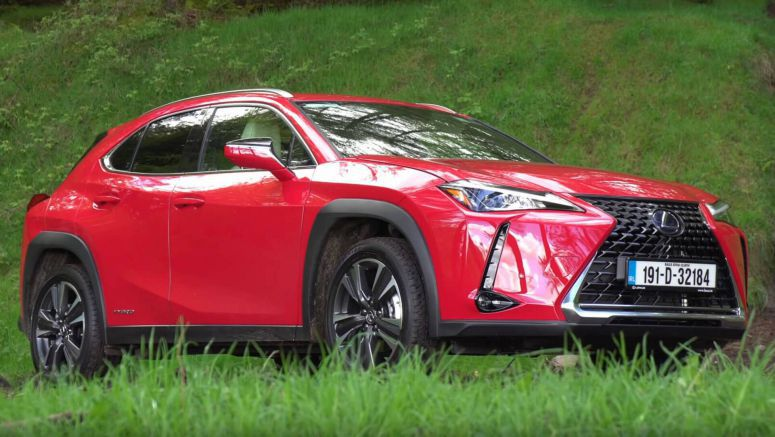 Lexus UX250h Racks Up Yet Another (Very) Positive Review