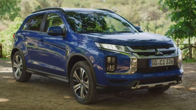 2020 Mitsubishi ASX Is Proof That You Can't Teach An Old Dog New Tricks