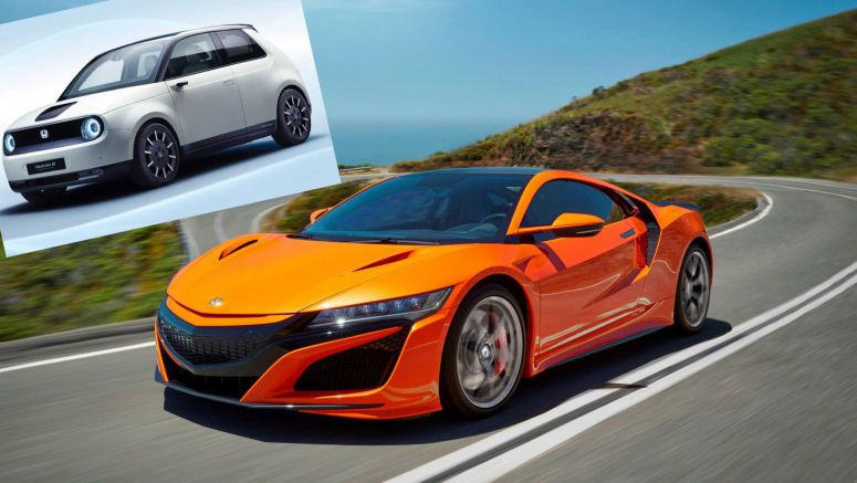 2019 Honda NSX and Honda E Confirmed For Goodwood Festival Of Speed