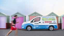 New Nissan e-NV200 Concept Previews The Ice Cream Van Of The Future