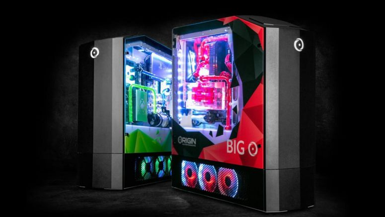 Origin Puts An Xbox, PlayStation, Switch, And Gaming PC In One Machine