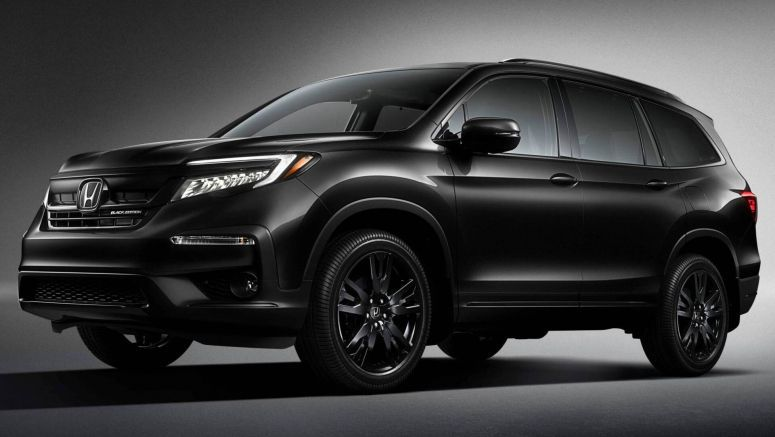 2020 Honda Pilot Black Edition Headlines Model Year Updates, Costs $50k