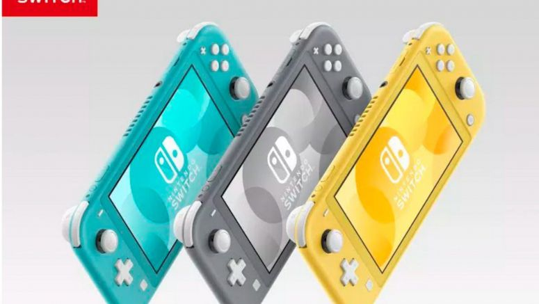 The Nintendo Switch Lite Has Been Officially Announced
