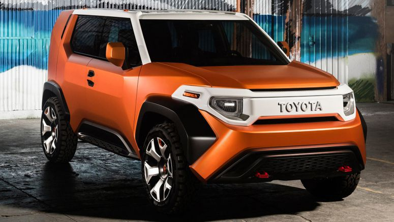 Toyota Announces New SUV For America, Will Be Built In Alabama