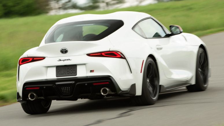Toyota Says A Supra Targa Is Possible, If Enough Of You Ask For It