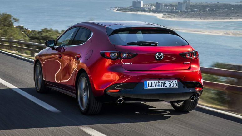 Mazda Says It Has No Intention Of Making A Mazda3 Hot Hatch